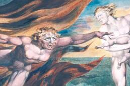 William Blake, copertina